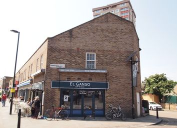 Thumbnail 1 bed flat to rent in Dericote Street, Hackney