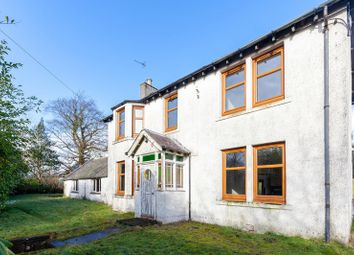 Thumbnail 4 bed detached house for sale in By Drum, Crook Of Devon, Kinross