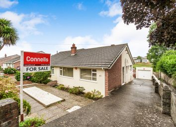 Thumbnail 2 bed semi-detached bungalow for sale in Larkham Lane, Plympton, Plymouth