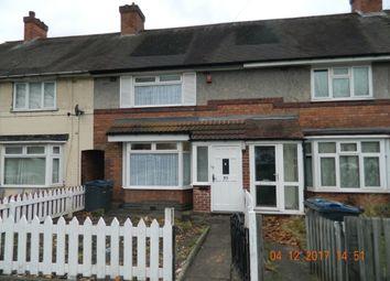 Thumbnail 3 bedroom semi-detached house to rent in Ingleton Road, Ward End, Birmingham