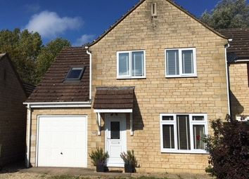 Thumbnail 4 bed detached house for sale in Boxbush Road, South Cerney, Cirencester