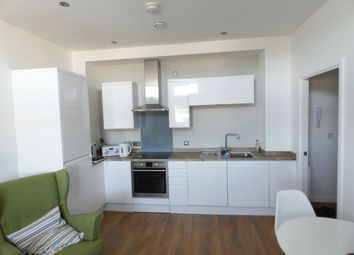 Thumbnail 2 bed flat to rent in Wentworth Street, Peterborough, Cambridgeshire