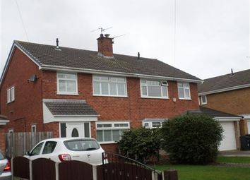 Thumbnail 3 bed semi-detached house to rent in Oakdene Avenue, Great Sutton, Ellesmere Port
