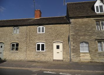 Thumbnail 2 bed cottage to rent in Main Street, Upper Benefield, Peterborough