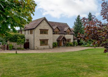 Thumbnail 5 bed detached house for sale in Meadow Close, Dinton, Salisbury