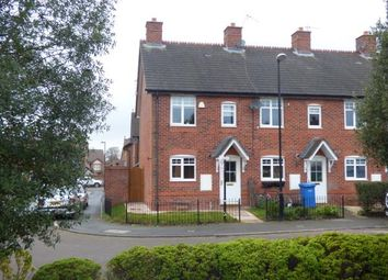 Thumbnail 2 bed end terrace house for sale in White Clover Square, Lymm, Warrington, Cheshire
