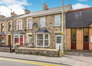 Thumbnail 3 bed terraced house for sale in Coity Road, Bridgend