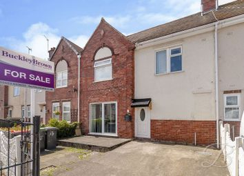 Thumbnail 3 bed terraced house for sale in Hibbert Crescent, Sutton-In-Ashfield