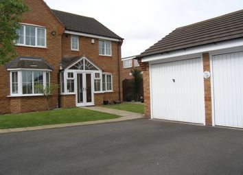 Thumbnail 4 bedroom detached house for sale in Knights Close, Willenhall