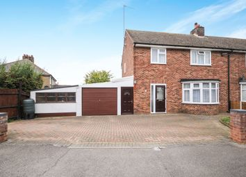 Thumbnail 3 bed semi-detached house for sale in Kent Gardens, Braintree