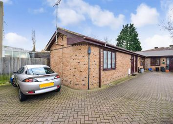 Thumbnail 1 bed bungalow for sale in Beresford Road, Gillingham, Kent