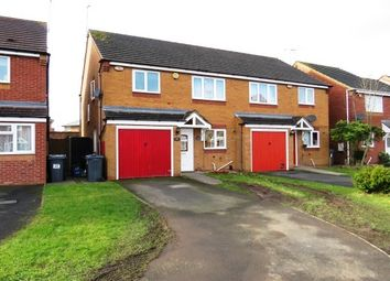 Thumbnail 3 bed property to rent in Honeycomb Way, Birmingham