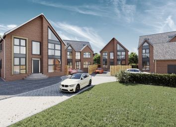 Thumbnail 6 bed detached house for sale in Shires Edge, Stallingborough, Grimsby