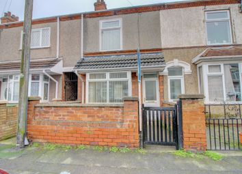 Thumbnail 2 bed terraced house for sale in Neville Street, Cleethorpes