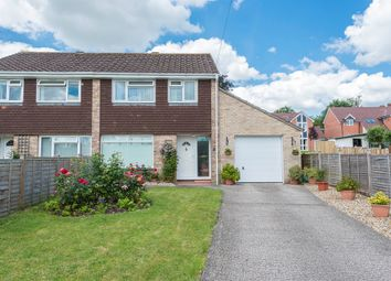 Thumbnail 3 bed semi-detached house for sale in Half Acres, Sherborne