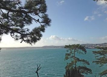 Thumbnail Land for sale in Rock End Avenue, Torquay
