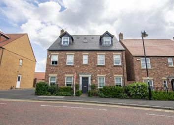 Thumbnail 6 bed detached house for sale in Netherwitton Way, Great Park, Newcastle Upon Tyne, Tyne And Wear