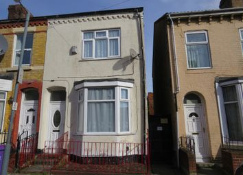 Thumbnail 2 bed end terrace house for sale in Aspen Grove, Toxteth, Liverpool