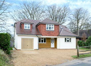 Thumbnail 4 bedroom detached house for sale in Hale House Lane, Churt, Farnham, Surrey