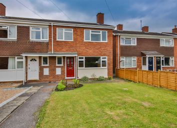 Thumbnail 3 bed semi-detached house for sale in Rumer Close, Long Marston, Stratford-Upon-Avon