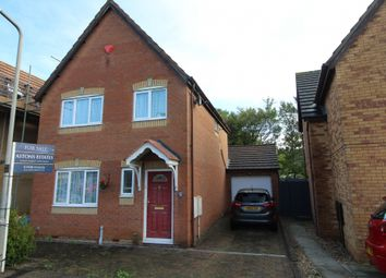 Pennycress Way, Newport Pagnell, Buckinghamshire MK16. 3 bed detached house for sale