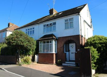 Thumbnail 4 bed semi-detached house for sale in Coronation Road, Aldershot