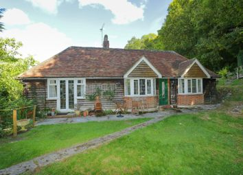 Thumbnail 3 bed semi-detached bungalow for sale in Slip Lane, Alkham, Dover