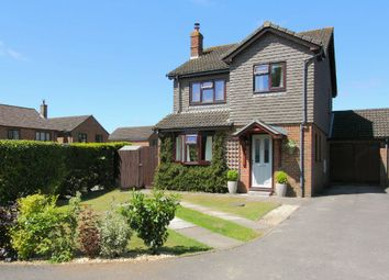 Thumbnail 3 bed detached house for sale in Porchester Close, Charlton