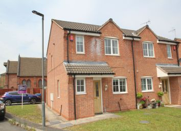Thumbnail 2 bed semi-detached house for sale in Avonside Close, Chesterfield