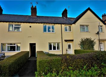 Thumbnail 3 bed terraced house for sale in Belmont Crescent, Buckley