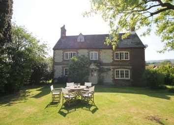 Thumbnail 4 bed property to rent in Treyford, Midhurst
