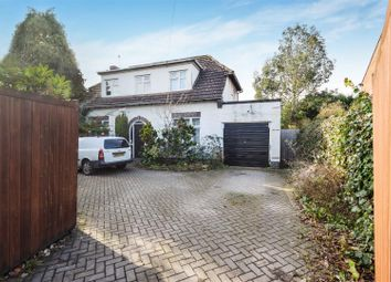Thumbnail 4 bed detached house for sale in Wyck Beck Road, Henbury, Bristol