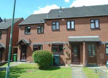 Thumbnail 2 bed terraced house for sale in Montgomery Way, Shrewsbury