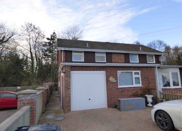 Thumbnail 3 bed semi-detached house to rent in Lynwood Road, Lydney