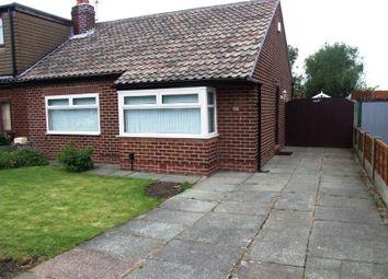 Thumbnail 2 bed bungalow to rent in Carlton Road, Lowton, Warrington