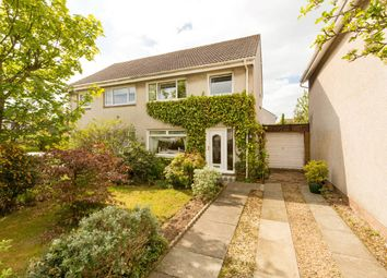 Thumbnail 3 bed semi-detached house for sale in 34 Echline Grove, South Queensferry