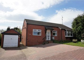Thumbnail 3 bedroom detached bungalow for sale in Fairmount Gardens, Sheffield