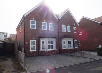 Thumbnail 4 bed semi-detached house to rent in Denby Road, Cobham