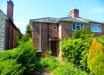 Thumbnail 3 bed semi-detached house for sale in Edwinstowe Drive, Nottingham
