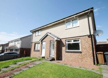 Thumbnail 2 bed semi-detached house for sale in 24A, Oakbank Street, Airdrie ML68Ld