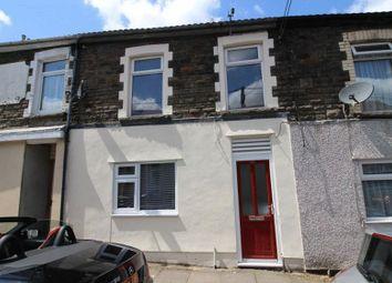 Thumbnail 2 bedroom flat for sale in Richard Street, Cilfynydd, Pontypridd