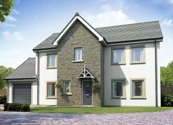 Thumbnail 4 bed detached house for sale in Poortown Road, Peel, Isle Of Man