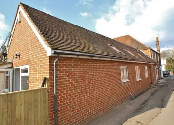 Thumbnail 2 bed terraced bungalow to rent in Reading Road, Pangbourne, Reading