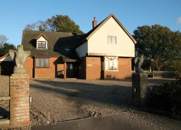 Thumbnail 4 bed detached house for sale in The Ridings, Poringland, Norwich