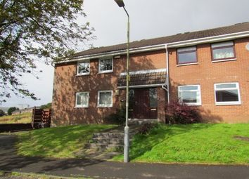 Thumbnail 2 bed flat to rent in Gateside Grove, Greenock
