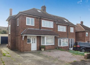 Thumbnail 4 bed semi-detached house for sale in Brambletree Crescent, Borstal, Rochester