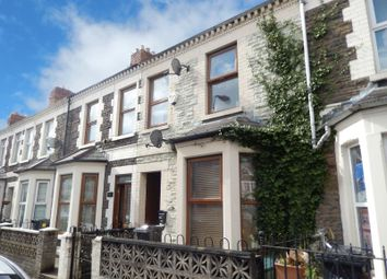 Thumbnail 2 bed terraced house to rent in Alfred Street, Roath, Cardiff