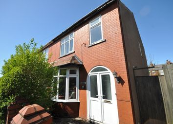 Thumbnail 3 bed semi-detached house for sale in Sharow Grove, Blackpool, Lancashire