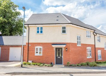 Thumbnail 3 bed semi-detached house for sale in Catlin Way, Rushden