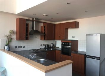 Thumbnail 2 bed flat for sale in 39 City Road East, Manchester